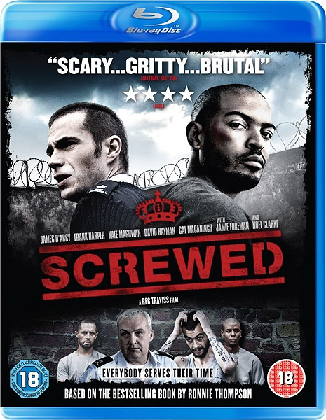 Тюремщик / Screwed (2011)HDRip